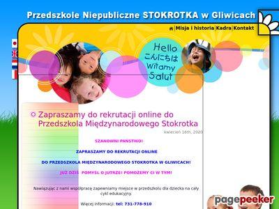 Nabór do przedszkoli Gliwice
