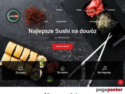 Sushiro - pyszne i zdrowe sushi Kraków