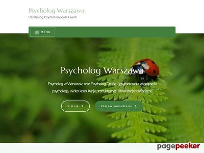 Dobry Psycholog Warszawa. Jolanta Szczepaniak