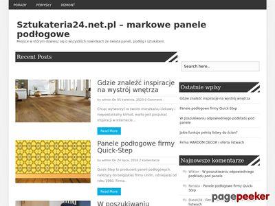 Sztukateria24.net.pl