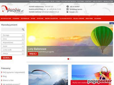 TaakiPrezent.pl - spełniamy marzenia