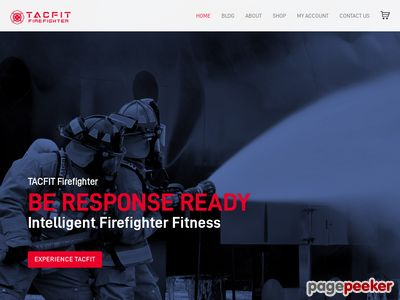 First Alarm| Firefighter Workouts | Firefighter Fitness | TACFIT Fire Fighter 1