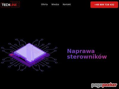 TECHLINE chiptuning Śląsk