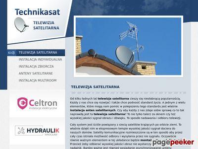 Montaż i Ustawianie anten sat i DVB-T