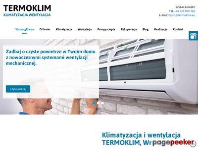 Klimatyzacja domowa Wrocław
