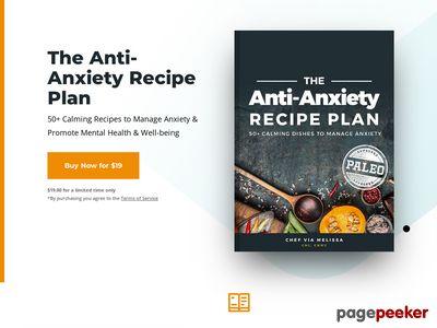 The Anti-Anxiety Plan - The Anti-Anxiety Plan 1