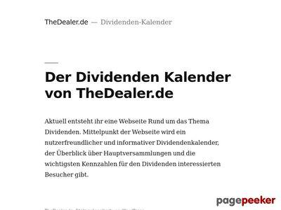 thedealer.de