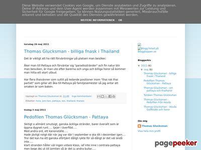 Thomas Glucksman - http://thomasglucksman.blogspot.com