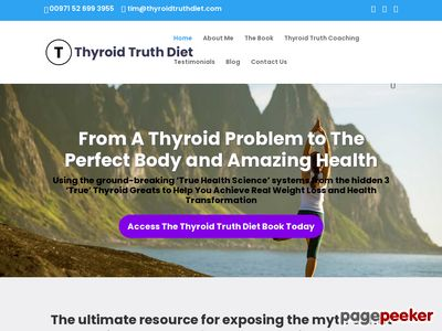 The Book 3 | Thyroidtruthdiet 1