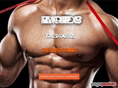 Total Six Pack Abs by Mark McManus | Get Ripped Fast With The Body Fat Furnace 1