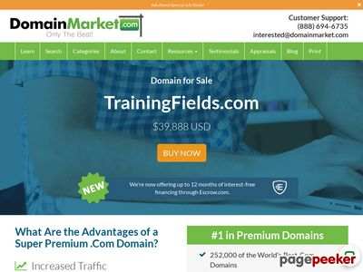 Trainingfields.com