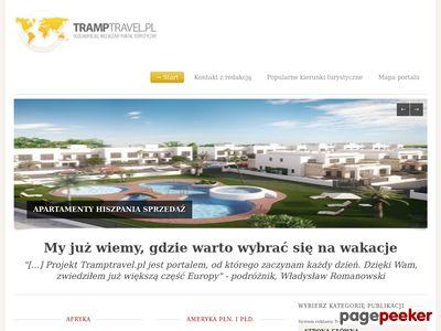 Tramptravel.pl - portal turystyczny