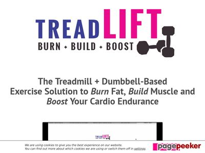 TreadLift | Burn + Build + Boost 1