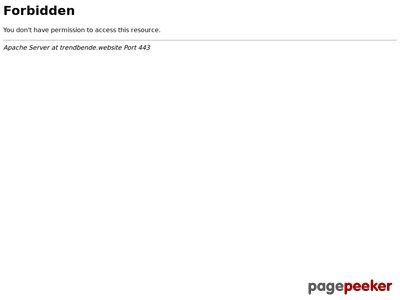 trendbende.website