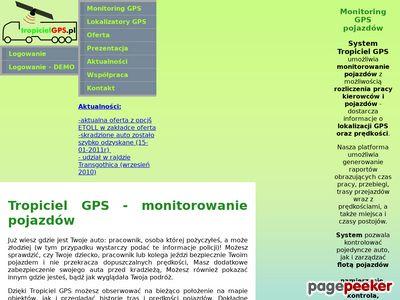 Kontrola GPS