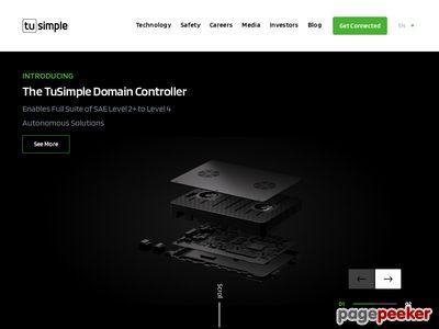 tusimple.com