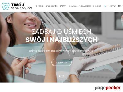 Uznany stomatolog Trzcianka