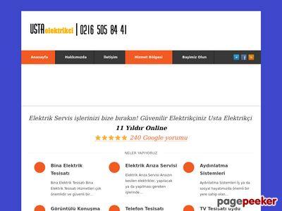 ustaelektrikci.com