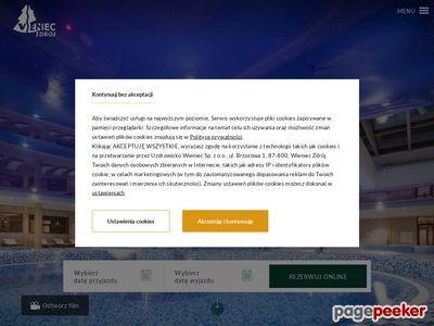 basen Włocławek : uzdrowisko-wieniec.pl