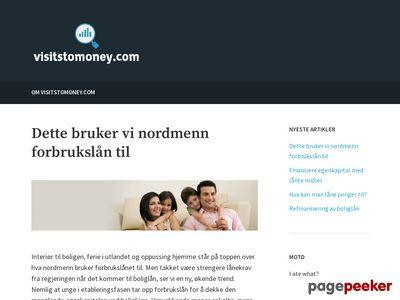 VisitsToMoney.com Earn Money easily by promoting a link - 0.5$ pe