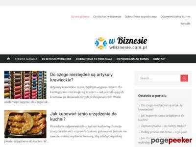 Wbiznesie.com.pl