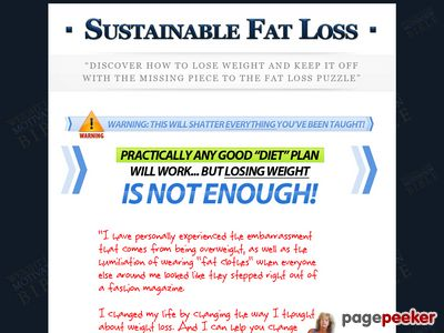 The Weight Loss Motivation Bible: How To Program Your Mind For Sustainable Fat Loss 1