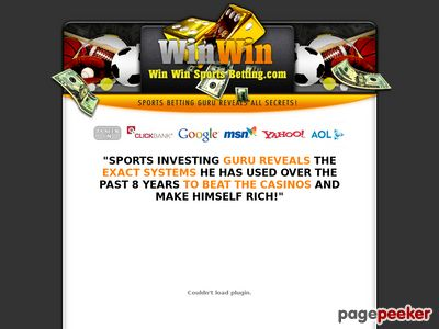 Sports Betting Systems | Unbeatable Sports Betting System | Win Win Sports Betting System 1