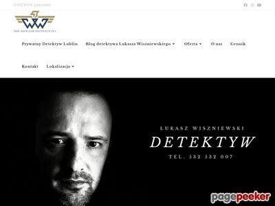 Nowa agencja detektywsityczna w Lublinie
