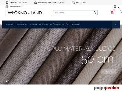 Tkaniny i Dzianiny Łódź