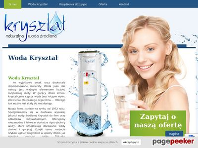 Firma KANIG Woda do firmy