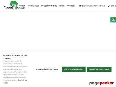 WOOD-HOUSE domki z drewna