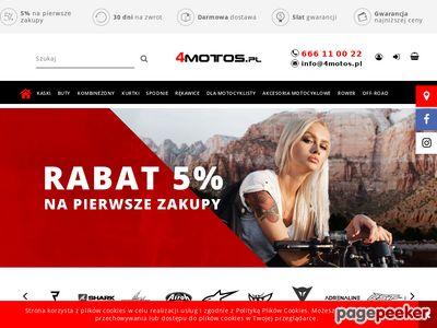 Kurtki, kaski, buty i akcesoria motocyklowe - sklep motocyklowy AlpineStars