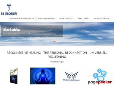 RH Stockholm- Reconnective Healing och The Reconnection i St - http://www.RHstockholm.se
