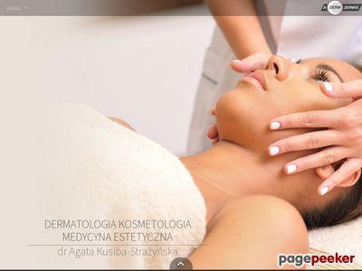A-Derm-Serwis - dermatologia estetyczna, dermatolog Częstochowa