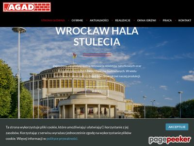 AGAD - Renowacje - Toruń