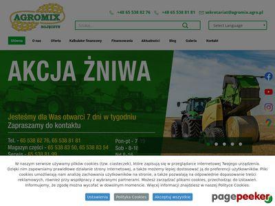 AGROMIX Zbiór buraków cukrowych Leszno