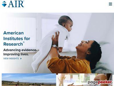 http://www.air.org