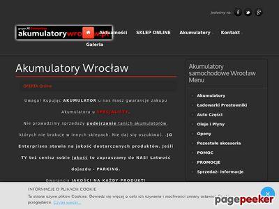 Akumulatory i klimatyzacja samochodowa Wrocław