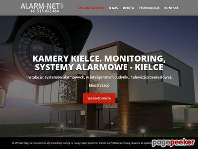 Instalacje alarmowe świętokrzyskie