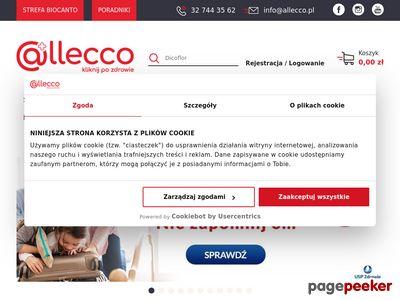 Apteka internetowa Allecco.pl