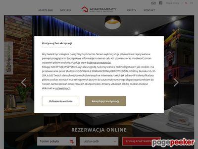Hotele Łódź