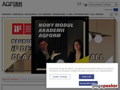 Aquaform - producent oświetlenia