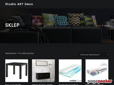 Art-Deco, Ekskluzywne Meble na Zamówienie