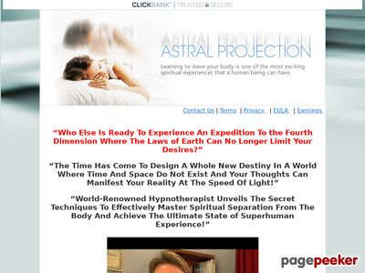 Astral Projection 1