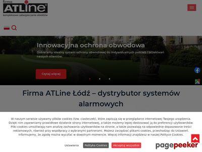 ATLINE SP.J. kamery termowizyjne