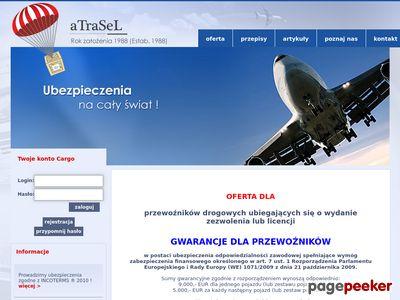 ATraSeL - Ubezpieczenia na cały świat!
