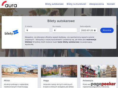 Autokary do Niemiec Warszawa
