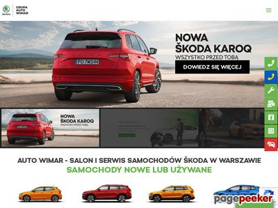 Auto Wimar Kredyt na nowy samochód