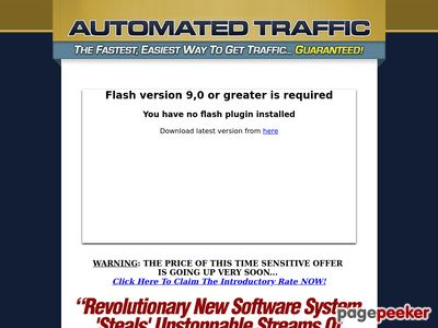 More Traffic And Lead Generation | Automated Traffic 1