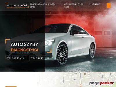 Auto szyby Łódź